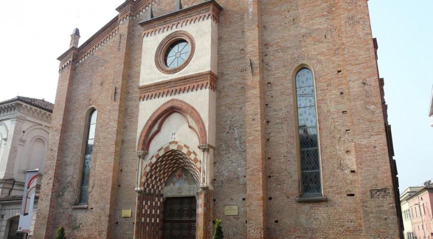 Alba - Chiesa di san Domenico