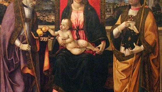 Medieval Art: Macrino d'Alba