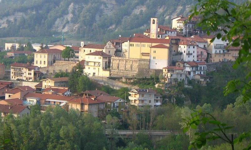 Bastia Mondovì - Panorama