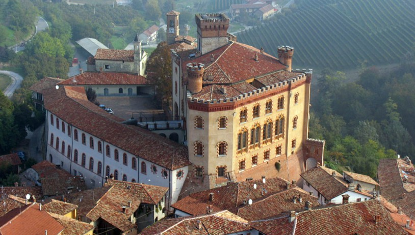 The Castle of Barolo