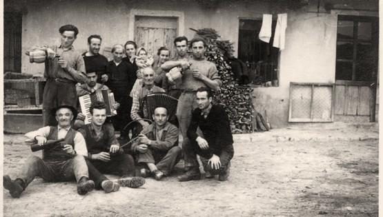 Conscripts' party