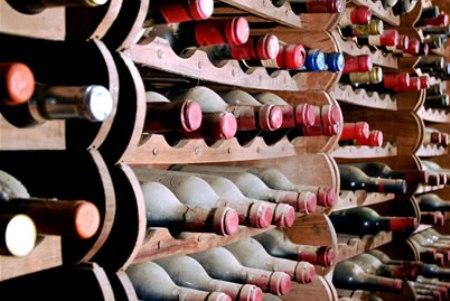 Bottiglie da collezione: bene rifugio alternativo