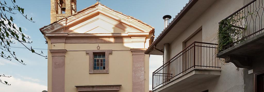 Ancient parish church of San Michele