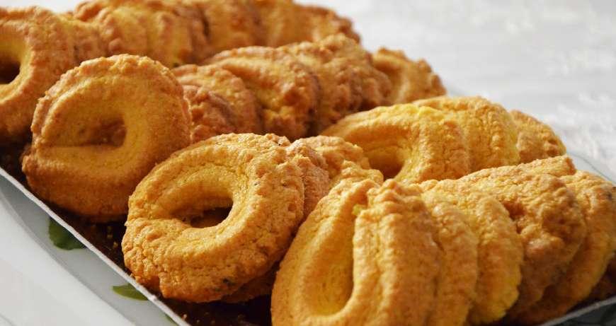 Ricetta biscotti pasta di meliga