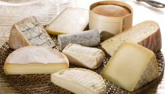 Vassoio di formaggi