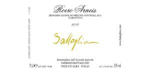 Roero Arneis DOCG 2013 – Fabrizio Battaglino