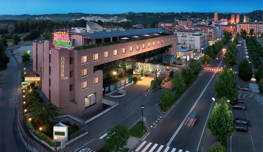 L'hotel I Castelli a 2 passi da Alba