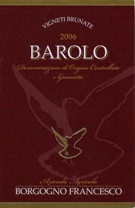 Barolo Brunate DOCG 2010 – Francesco Borgogno