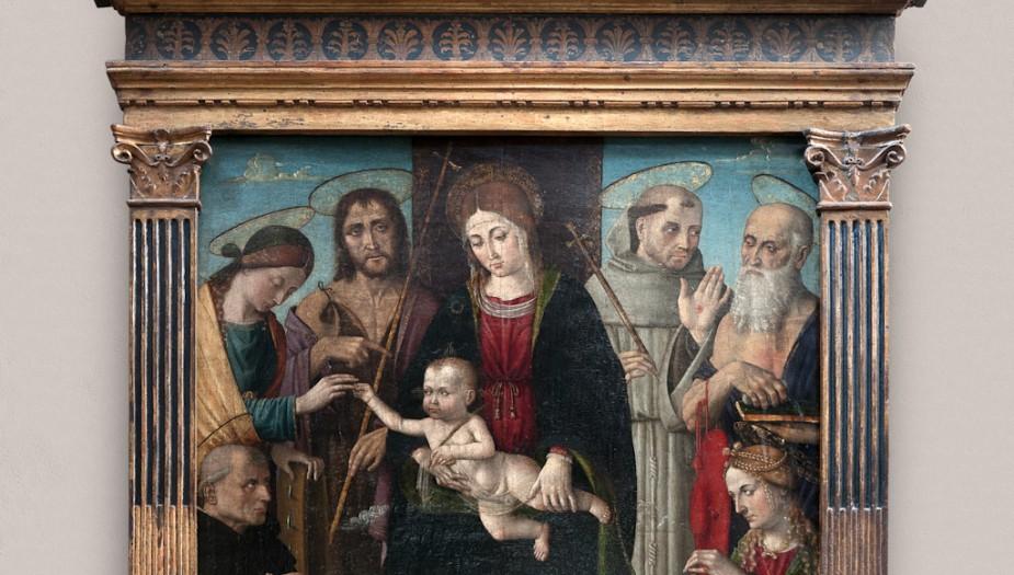 Percorsi religiosi a Neviglie