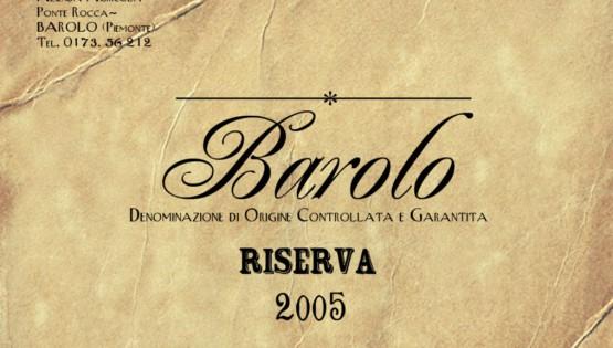 Barolo Riserva Brunate DOCG 2005 – Borgogno