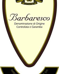 Barbaresco DOCG 2008 – Manera