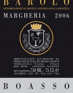 Barolo Margheria 2006 Boasso