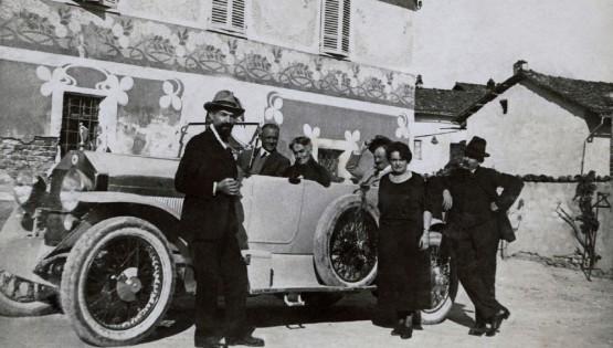 Giovanni Rava a Magliano Alfieri