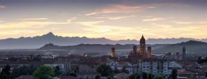 Alba al tramonto - foto di Corrado Morando (pomodoroeliquirizia.com)