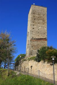 Cassinasco - Tower of ancient castel