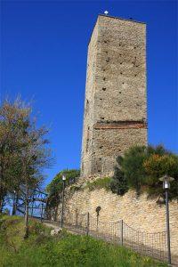 Cassinasco - Torre dell'antico castello