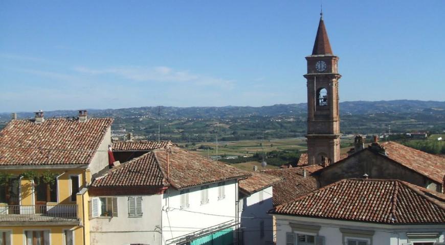 Govone - Panorama