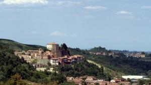 Veduta del comune di Castellinaldo