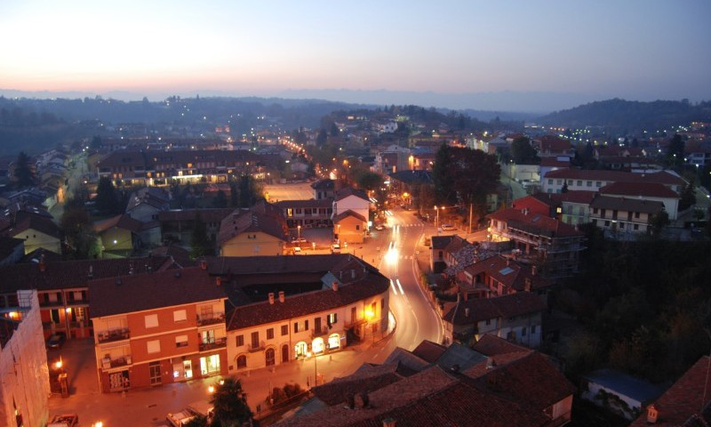 Sommariva Perno - Panorama