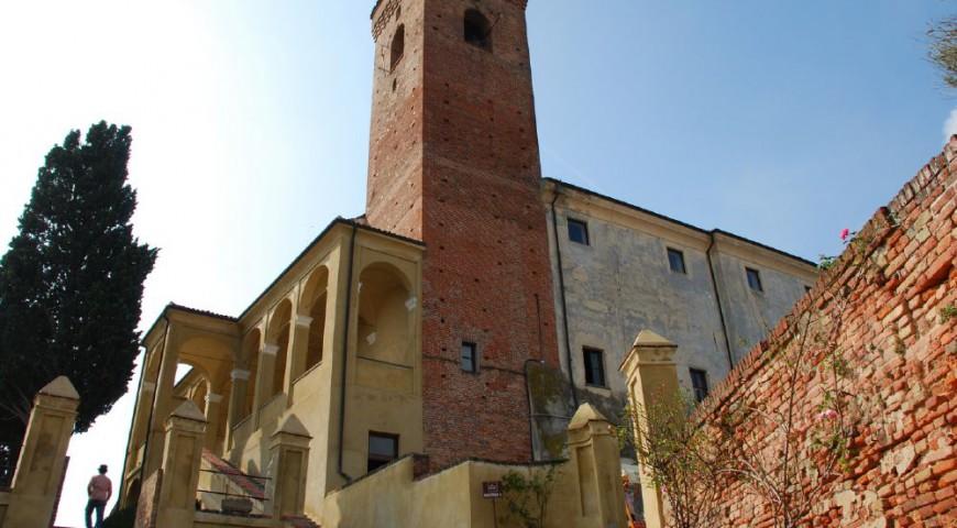 Cisterna d'Asti - Castello