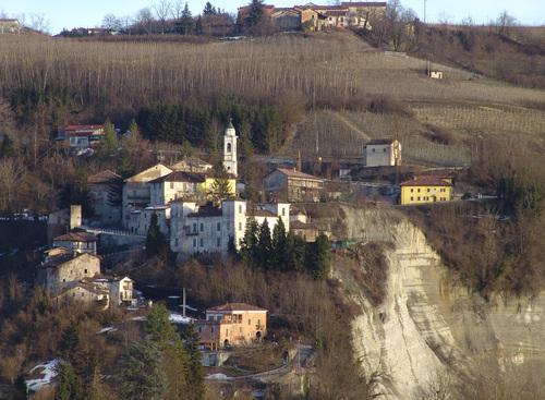 Clavesana - Panorama