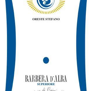 Barbera d'Alba Superiore DOC 2010 – Oreste Stefano
