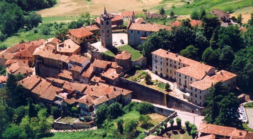 Monforte d'Alba - panorama
