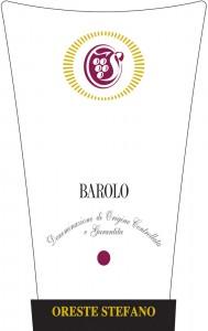 Barolo DOCG 2008 – Oreste Stefano