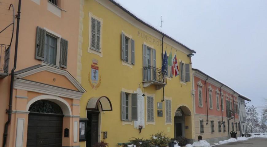 Piozzo - Municipio