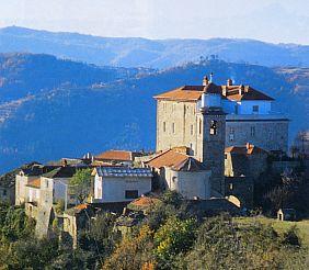Pezzolo Valle Uzzone - Frazione. Gorrino