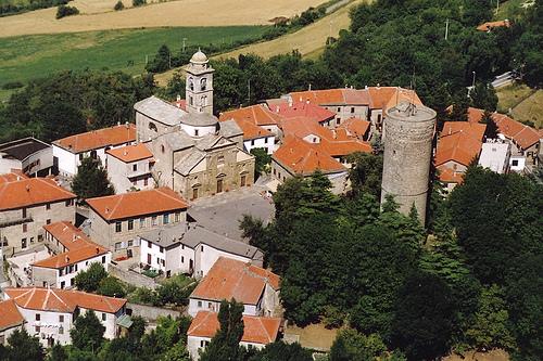 Roccaverano - panorama