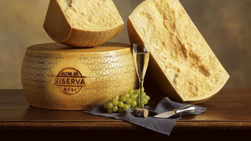 Cheese Of The Langhe: Grana Padano