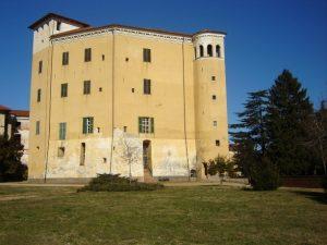 Sanfrè - Castello