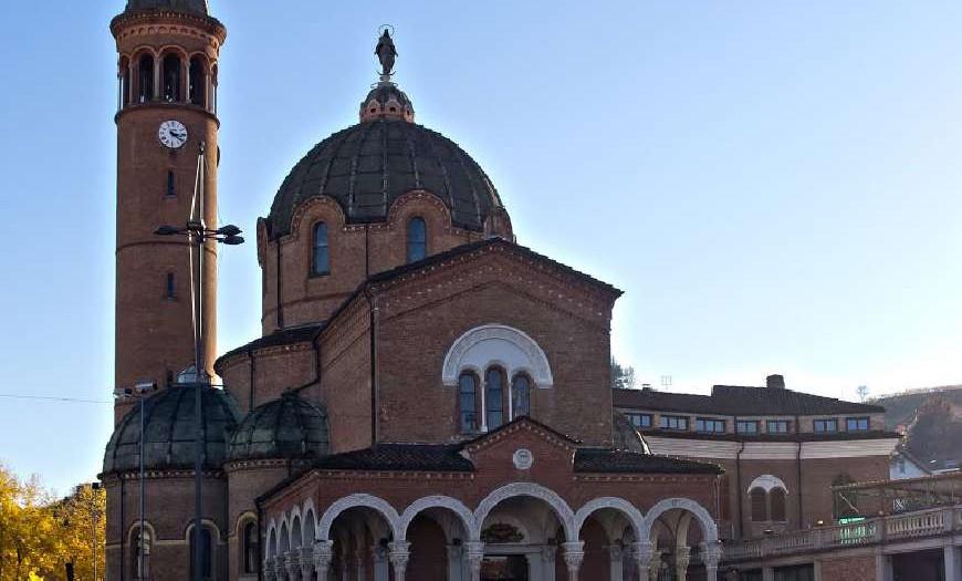 Il Santuario della Moretta
