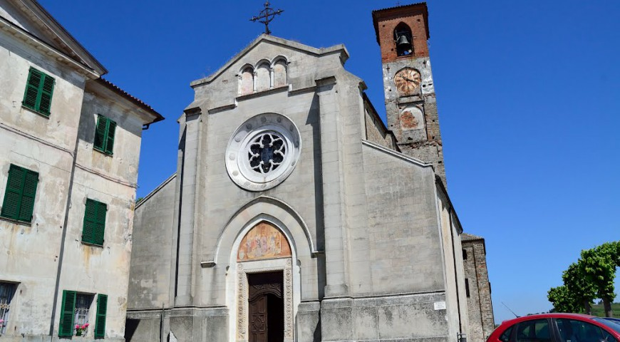 Murazzano - Parrocchiale di San Lorenzo (foto by Dragonero)