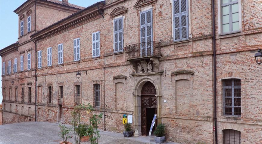Il Castello di Magliano Alfieri
