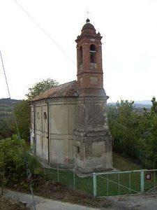 Montelupo albese santa Maria dell'Oriolo