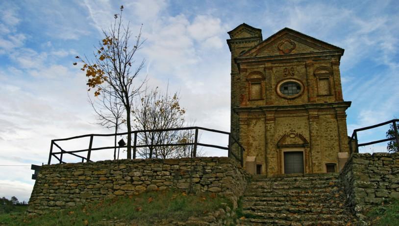 Il santuario della Madonna dei Monti