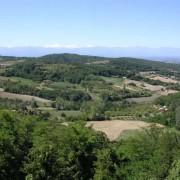 Vista da Serravalle Langhe