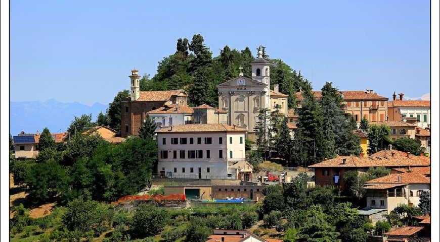 Castagnito - Panorama
