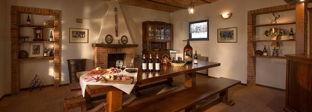 Casa Vacanze Fusina (Dogliani) - Cascina Gramolere