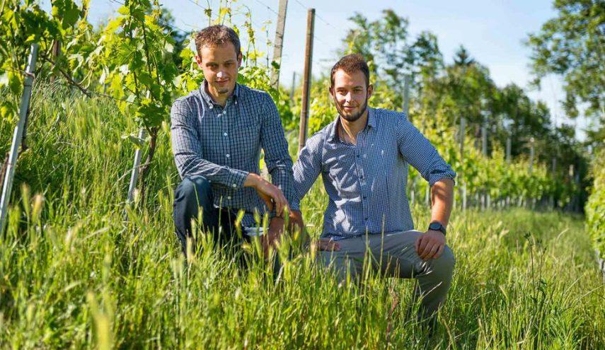 Enrico e Davide Ghiga