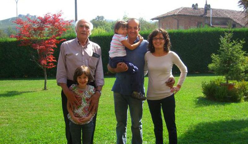 La famiglia - Francesco Borgogno