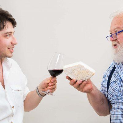Cascina Valeggia - Alan e il Barba