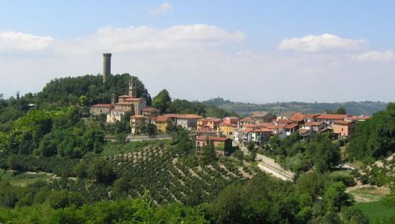 Castellino Tanaro: la torre