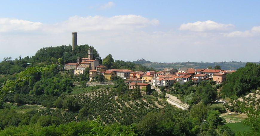 CastellinoTanaro - panorama