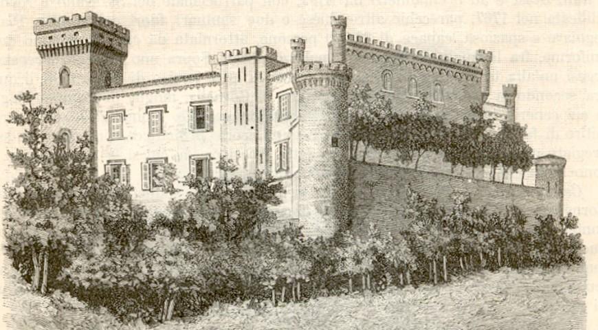 Castello Colonna - Baldissero-d'Alba