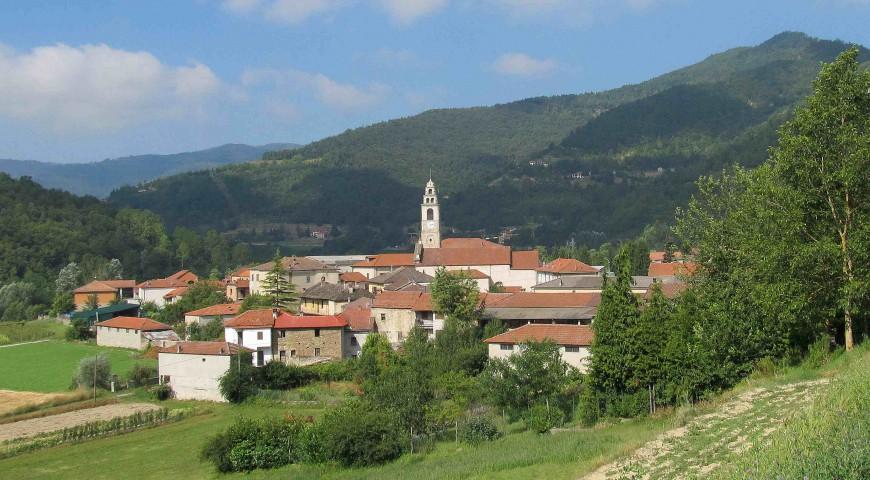 Gorzegno - Panorama