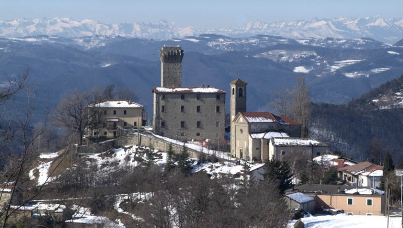 The Castle of Olmo Gentile