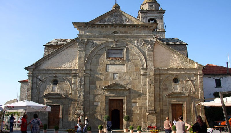 The parish church of Santa Maria Annunziata